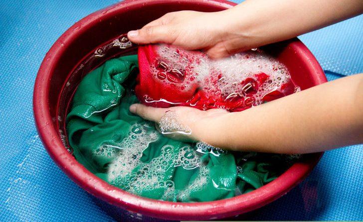 Если вы еще никогда не стирали руками то у вас есть прекрасная возможность.