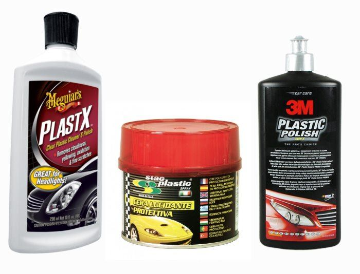 Средства для восстановления пластмассы