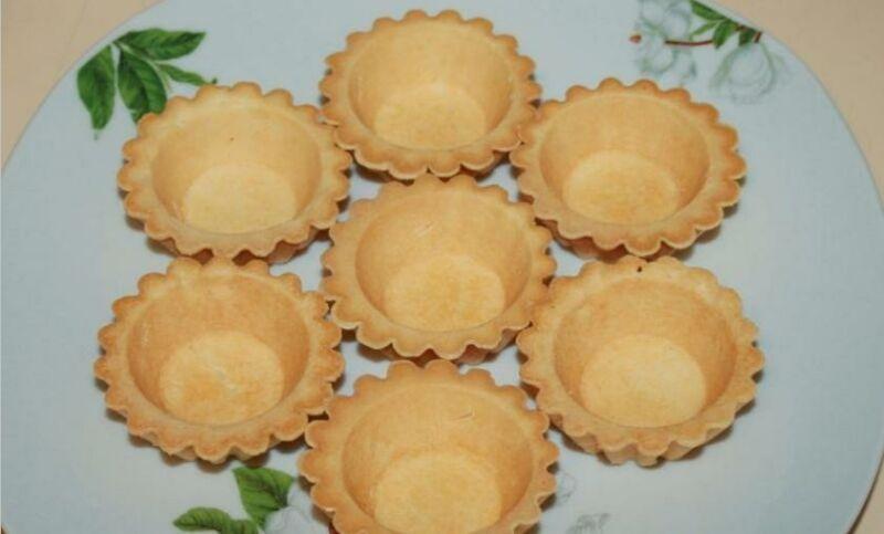 Закуски в тарталетках — 10 простых и вкусных рецептов на праздничный стол этап 48
